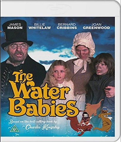 Blu-Ray - The Water Babies (PG) Preowned