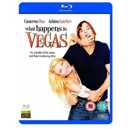 Blu-Ray - What Happens In Vegas (15) Preowned