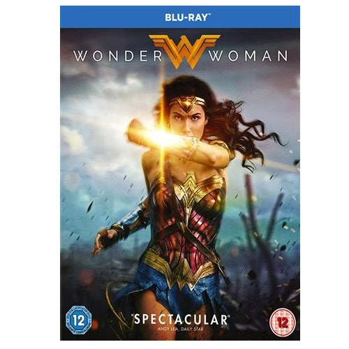 Blu-Ray - Wonder Woman (12) Preowned