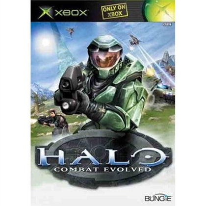 Xbox - Halo Combat Evolved (16) Preowned