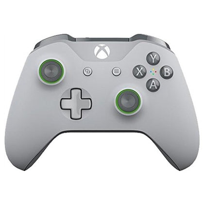 Xbox One Controller Grey & Green Preowned