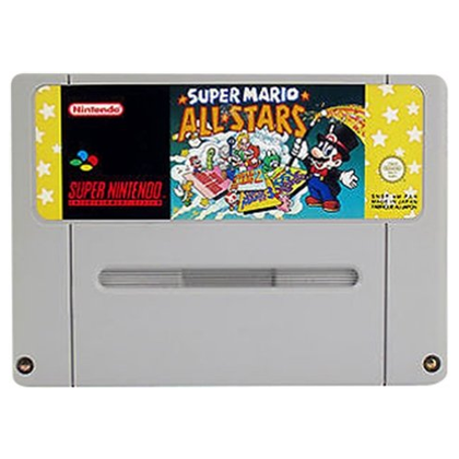 SNES - Super Mario All Stars, Unboxed Preowned