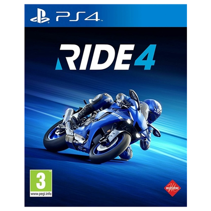 PS4 - Ride 4 (18) Used