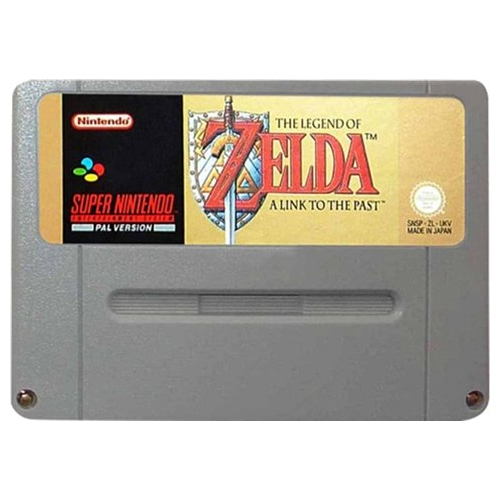 SNES -  The Legend Of Zelda: A Link To The Past, Unboxed Preowned