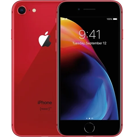 Apple iPhone 8 Red 64gb Unlocked Grade B Preowned