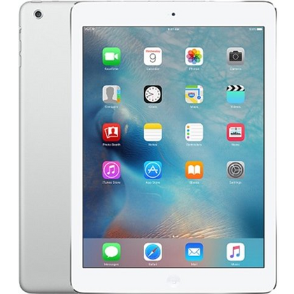 Apple iPad Air 1st Gen (A1474) 16gb Silver Wifi Grade B Preowned