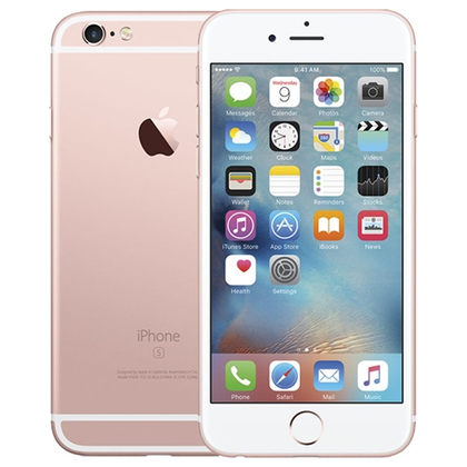 Apple iPhone 6s Rose Gold 64GB Unlocked Grade C Preowned