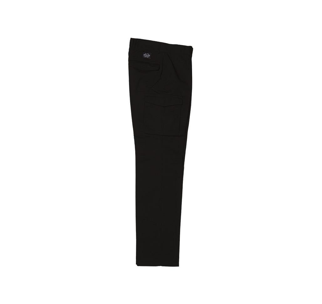 Cargo Pants Black Mujer