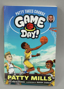 Book - Patty Take Charge Game Day Book 3