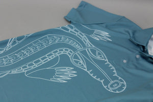T-Shirts - Gab Titui Polo Crocodile