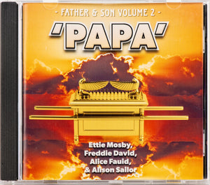 CD - Father & Son Vol 2 - Ettie Mosby