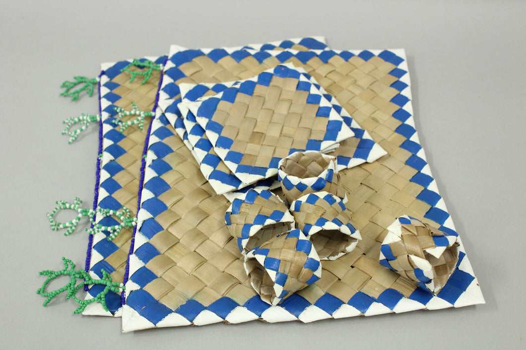Wasie Tardent - Placemat Woven Small