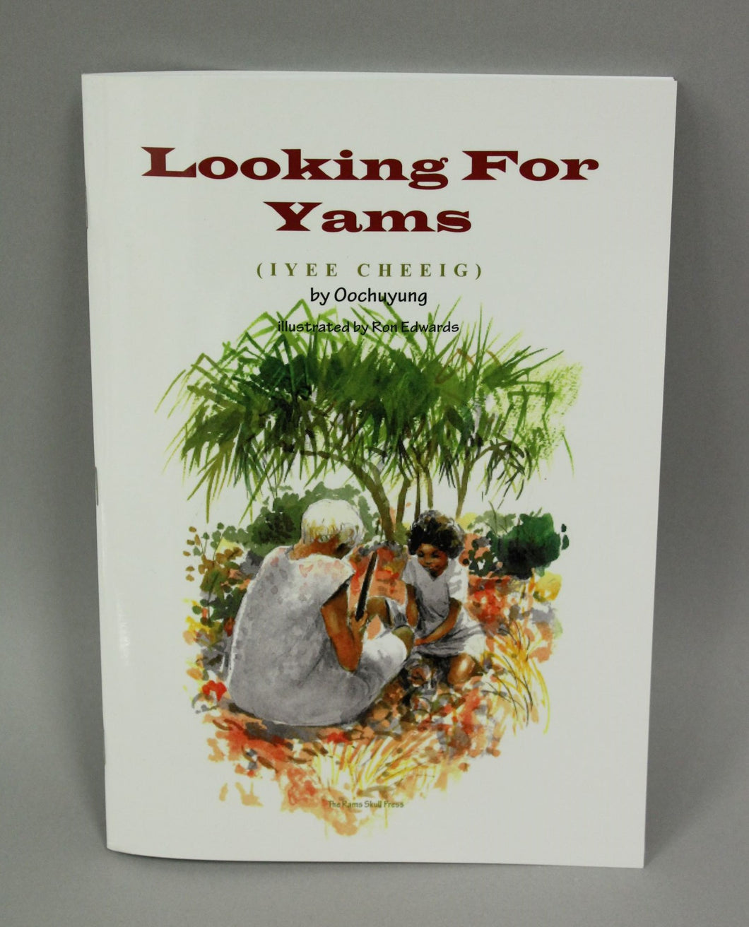 Book - Looking for Yams