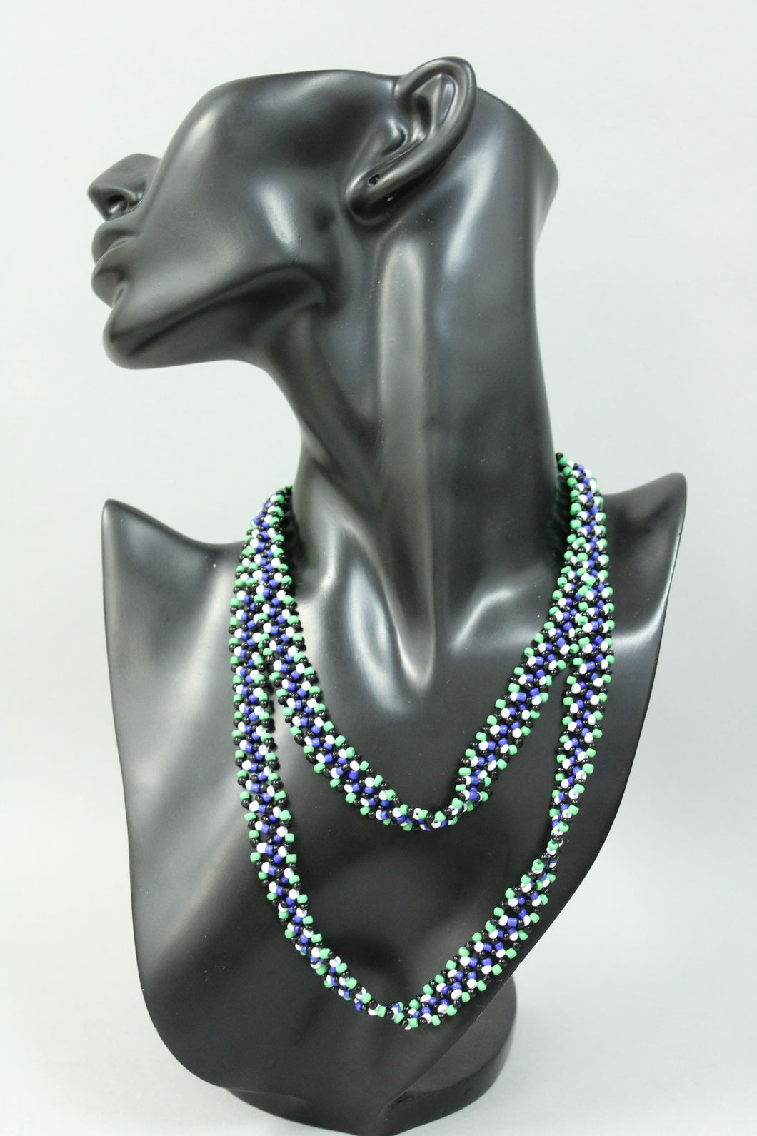 Etta Haslam - Necklace Long Assorted Colours