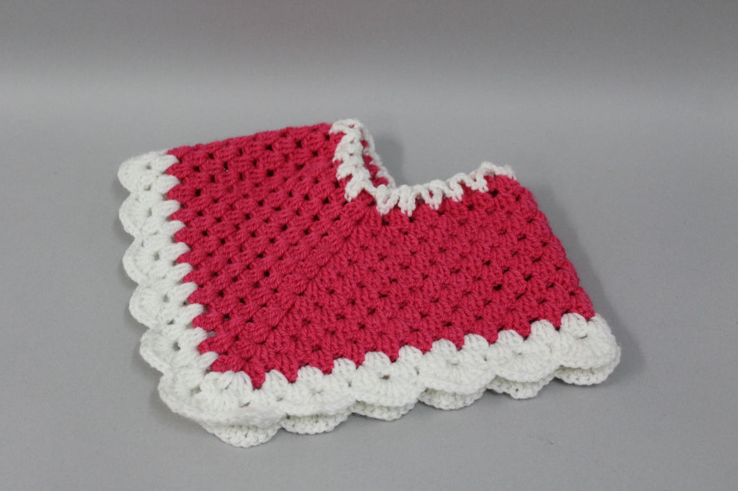 Theresa Williams - Crochet Baby Poncho
