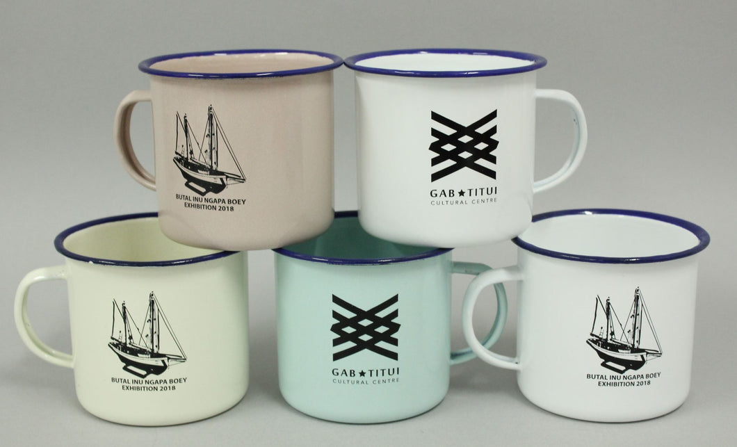 Cup - Butal Ina Ngapa Buy Lugger Exhibition Enamel