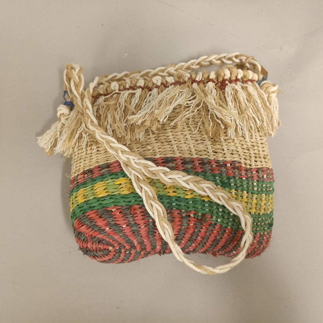 Moa Arts - Paula Savage - Raffia Bag woven