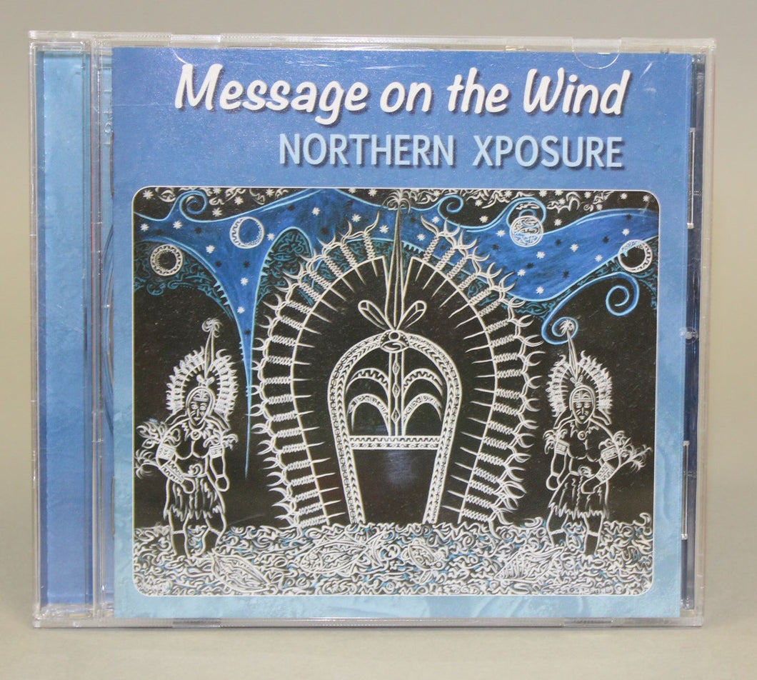 CD - Message on the Wind - Northern Exposure
