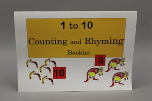 Book - Counting 1 to 10
