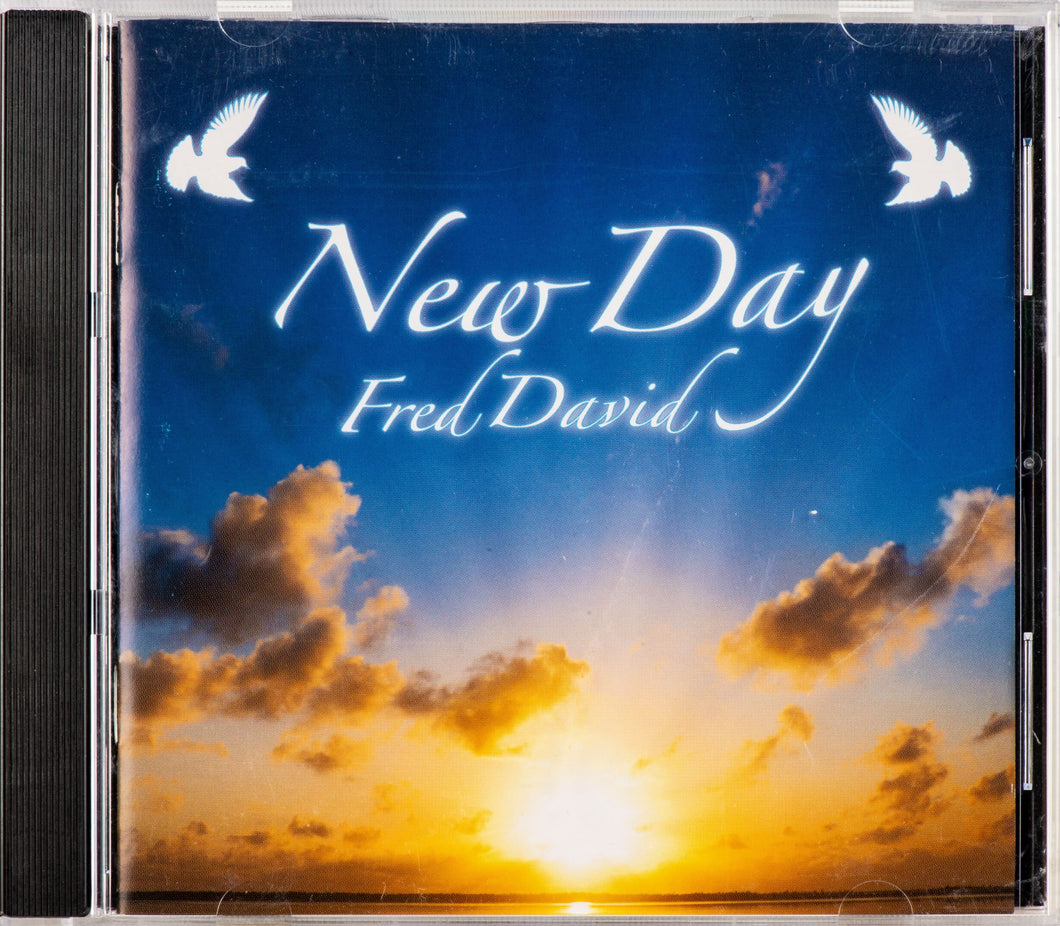 CD - New Day - Freddie David
