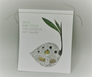 Book - GTCC Art Award Catalogue 2010