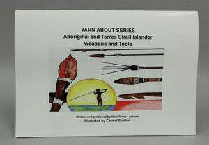 Book - Yarn About Series - Tools & Weapons