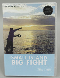 DVD – Small Island Big Fight