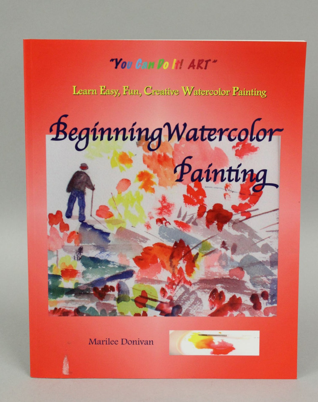 Book - Water Colour Painting Beginning