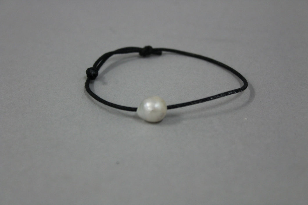 Kazu - Bracelet Single Pearl