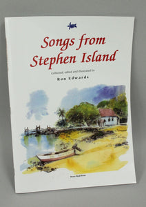 Book - Songs From Stephen Island