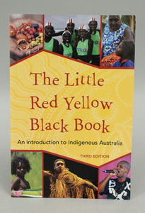 Book - Little Red Yellow Black Book