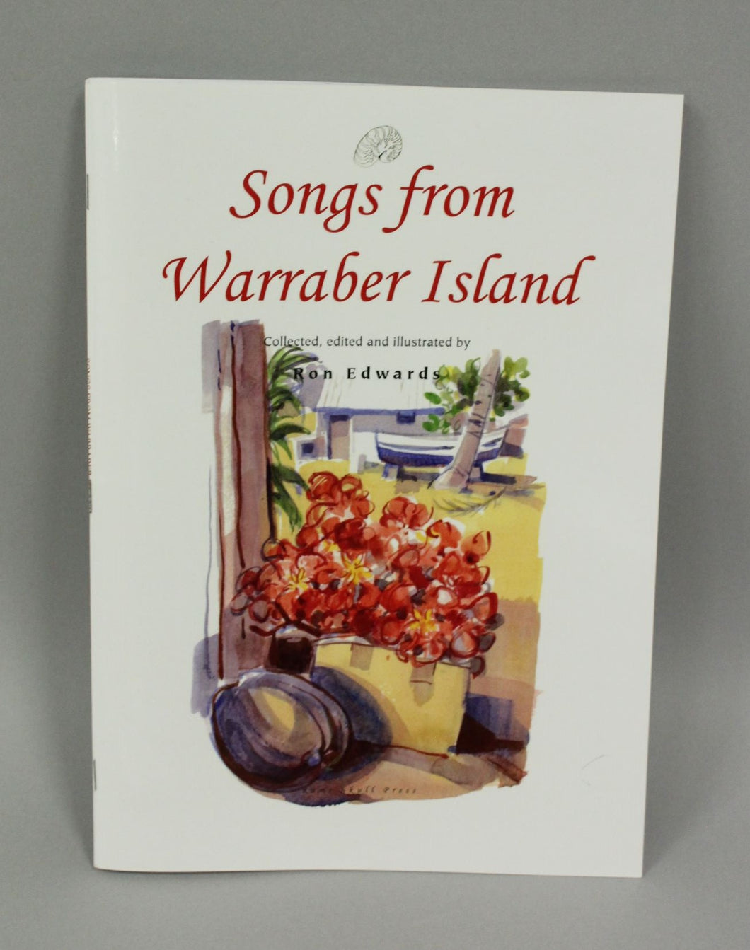 Book - Songs From Warraber Island