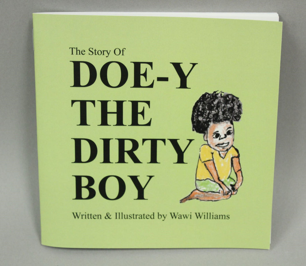 Book - The Story of Doe-y the Dirty Boy - Wawi Williams