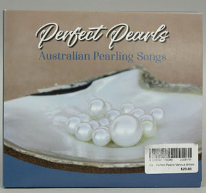 CD - Perfect Pearls - Various Artists