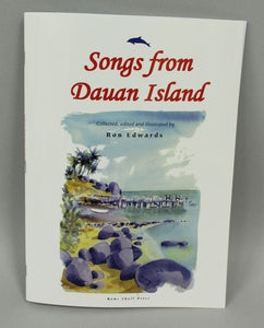 Book - Songs From Dauan Island