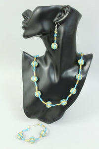 Veronica Keane - Necklace/Bracelet/Earring Set (L)