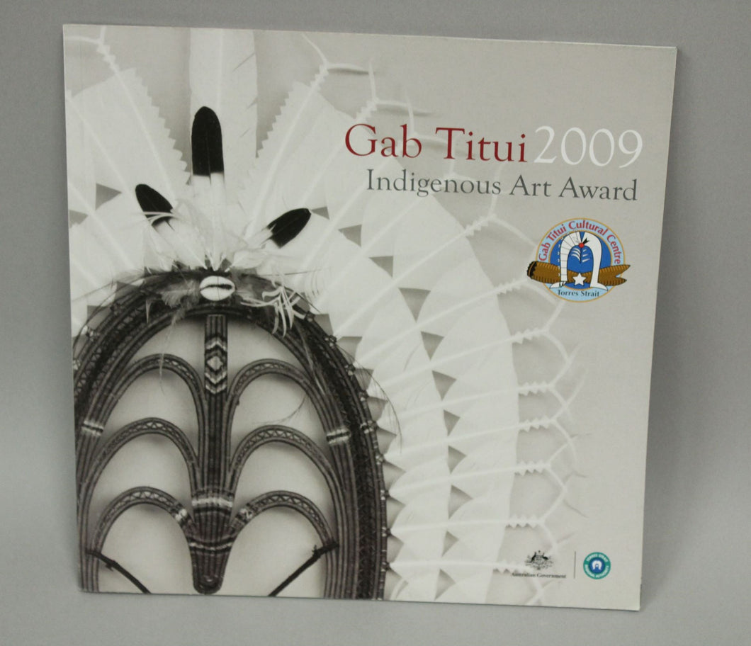 Book - GTCC Art Award Catalogue 2009