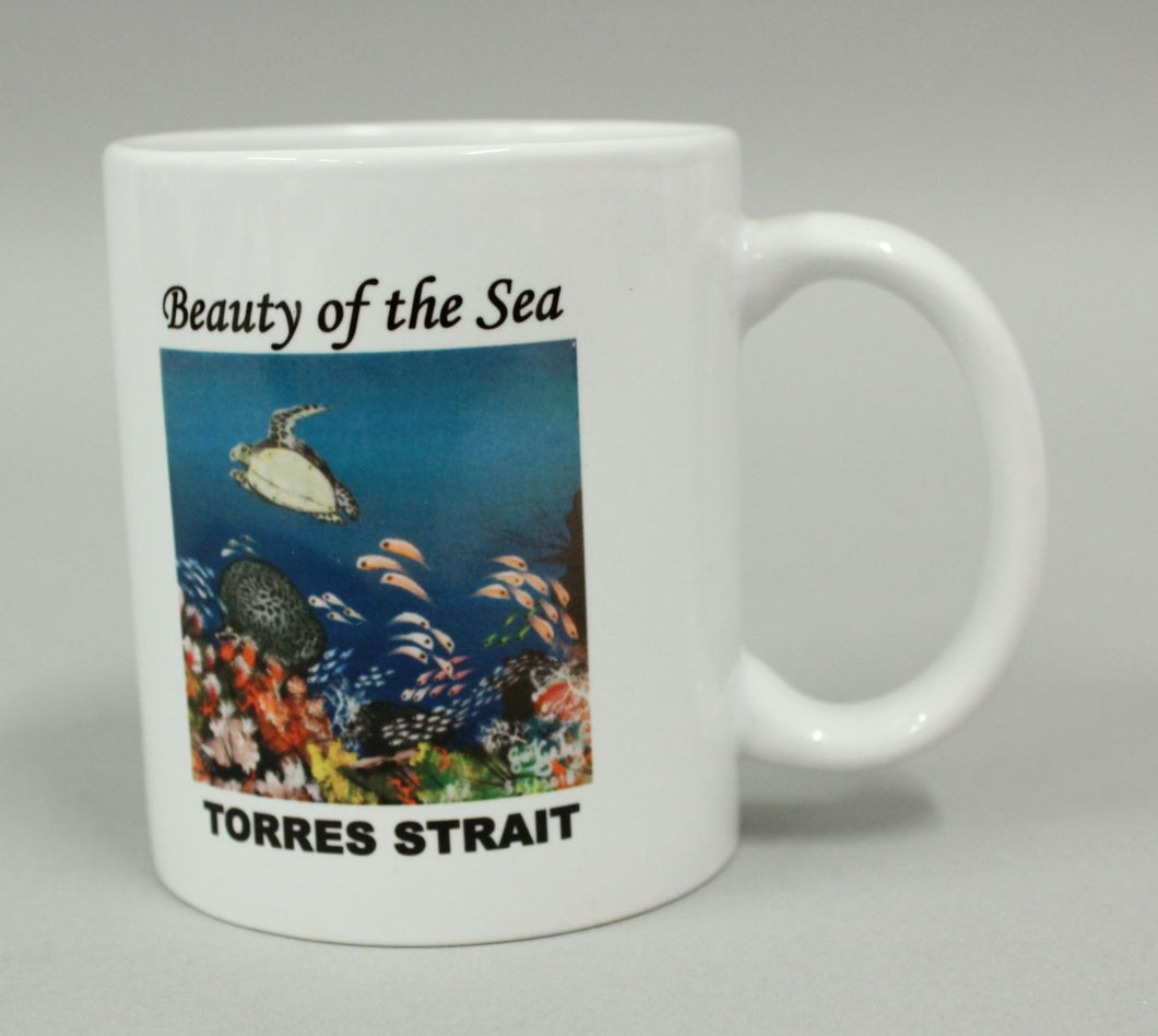 George Gabey - Cup Beauty of the Sea