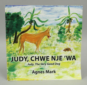 Book - Judy, Chwe Nje Wa - Agnes Mark