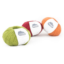 Laden Sie das Bild in den Galerie-Viewer, Eco Cashmere Fingering 50g von Kremke Soul Wool