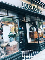 Rose & Lee Interiors Shop Front Prestwich Manchester