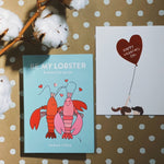 Be My Lobster - Gift edit