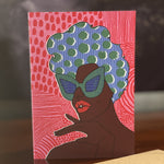 Kemi Greeting Card