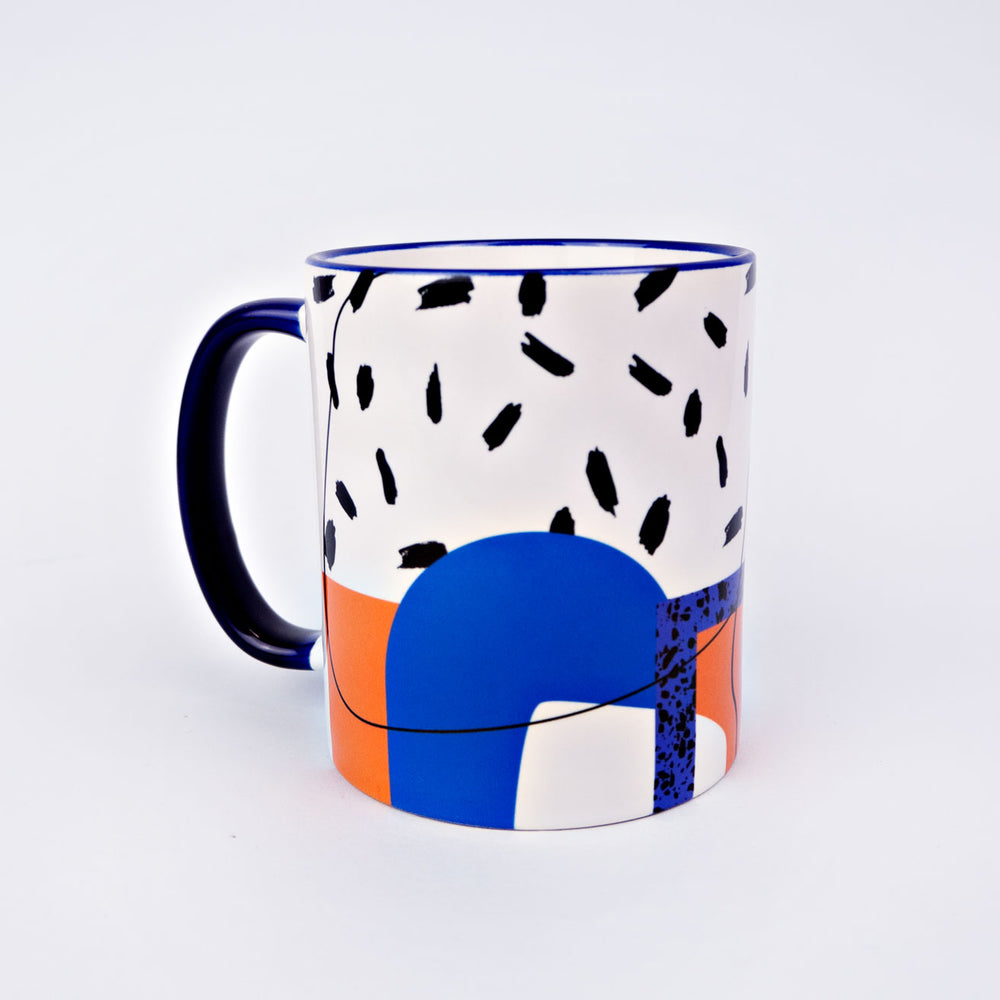 New York Mug - The Completist