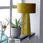 Statement Yellow Table Lamp