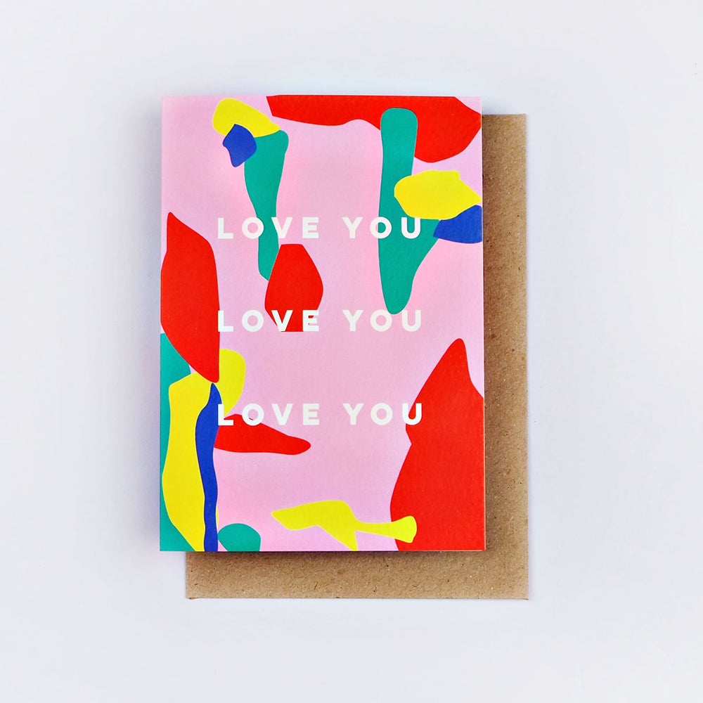 Love You Card - The Completist