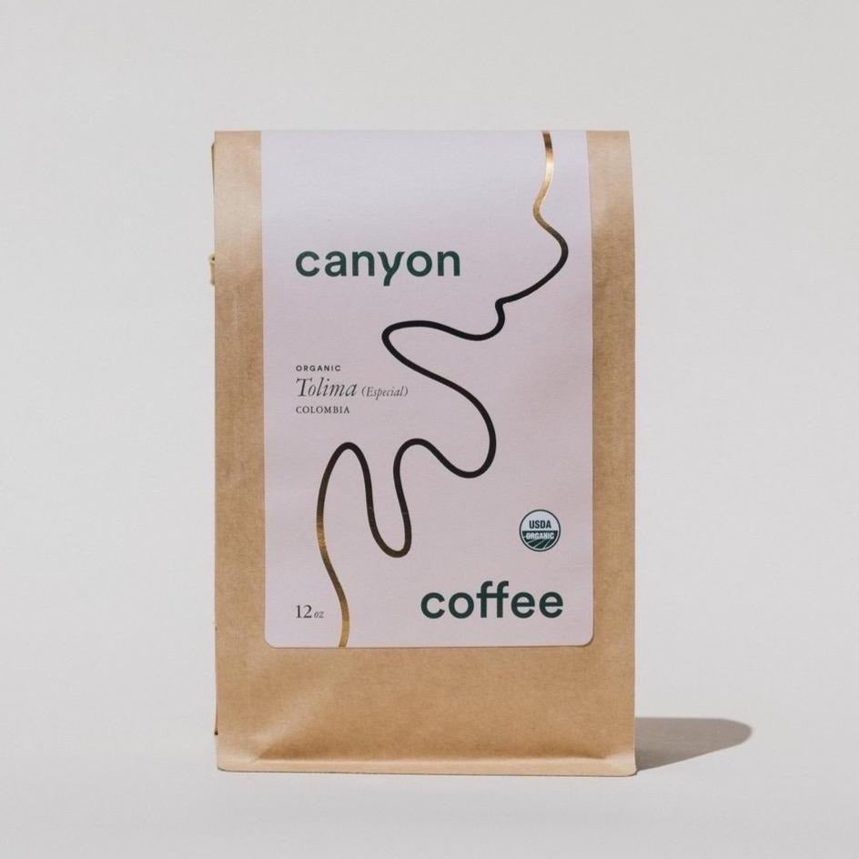 Canyon Coffee 12oz Tolima Especial (Columbia)