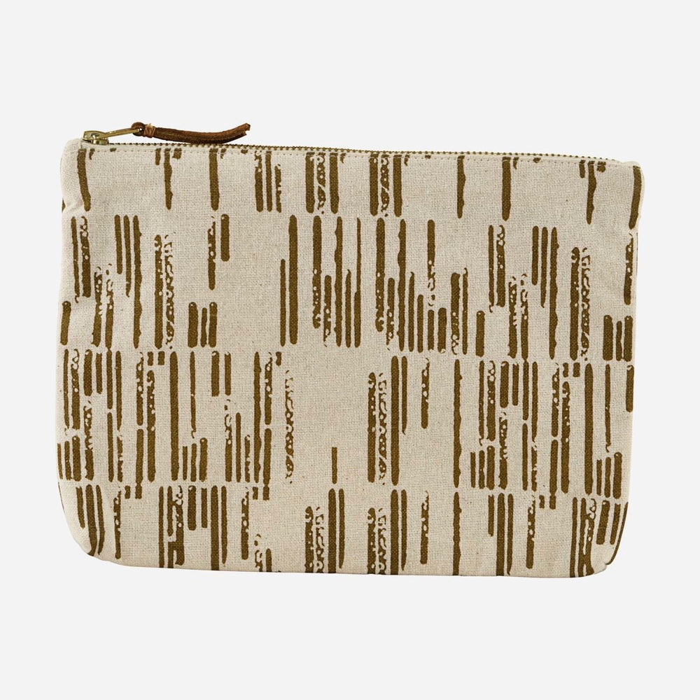House Doctor Row Cosmetics Bag