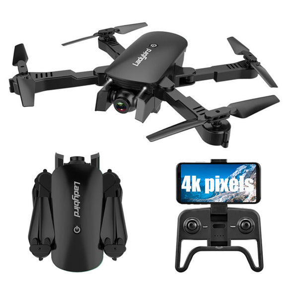 New R8 drone 4K HD aerial camera quadcopter optical flow hover smart follow dual camera remote control helicopter with camera