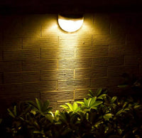 buyonlinesa - LED Solar Lamp Power Garden Waterproof IP55 LED Solar Light Outdoor Wall Solar Power Fence lamp For Garden - Solar Products